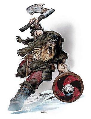 guerrero oso