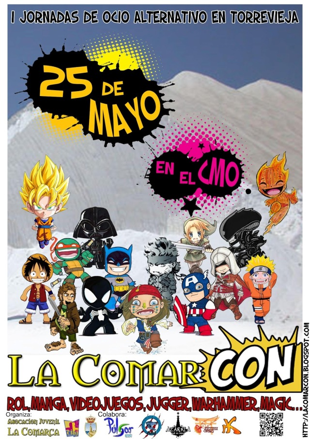 La ComarCON Cartel Low