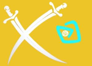 bandera pirata atlantis dorada2 - Ana Muñoz